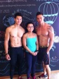 fitness models and me